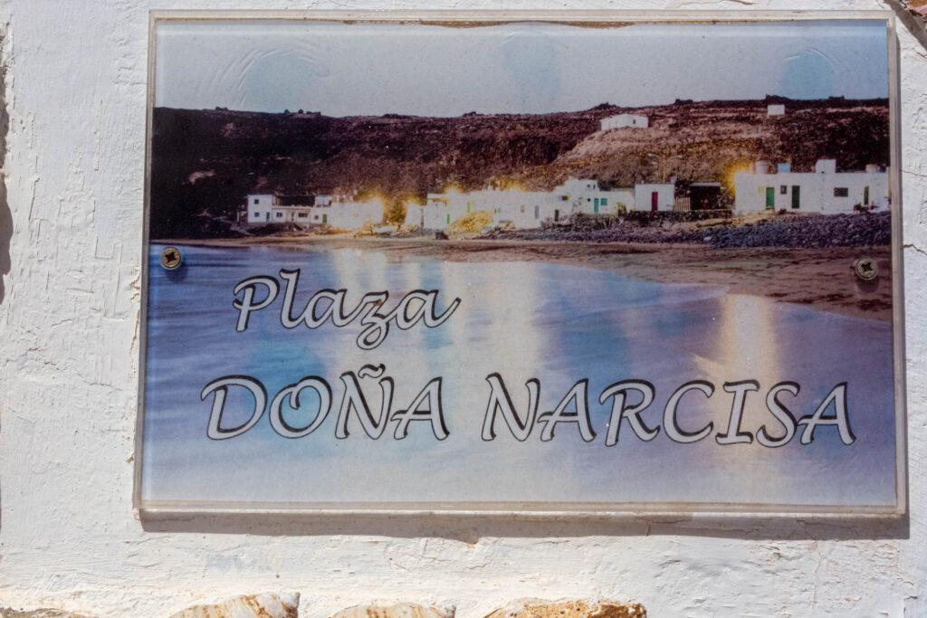 Los Molinos plaza Dona Narcisa