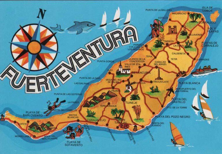 Moving to Fuerteventura
