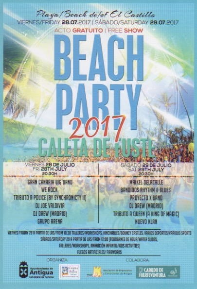 Beach Party 2017