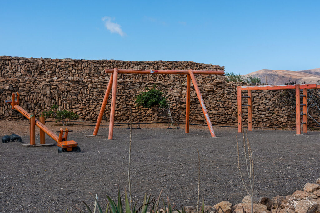Felipito El Feo Playground