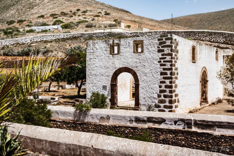 Convento de San Buenaventura, Betancuria