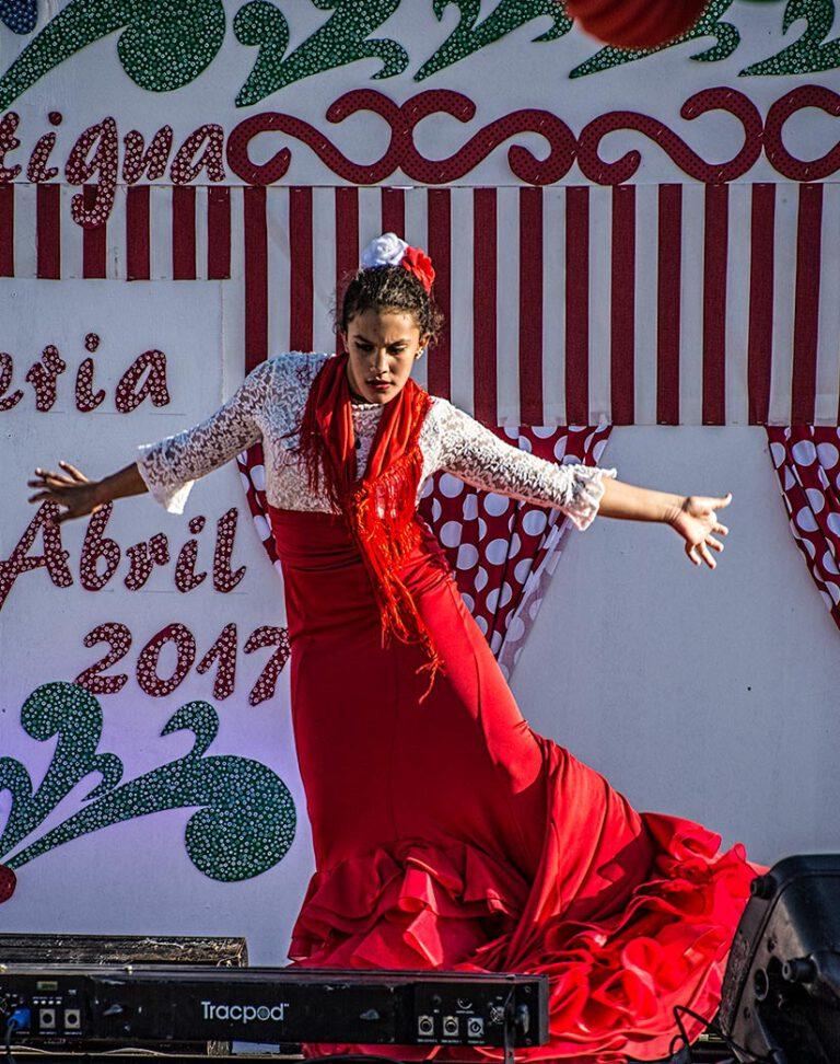 April Fair, Caleta de Fuste, 1st day