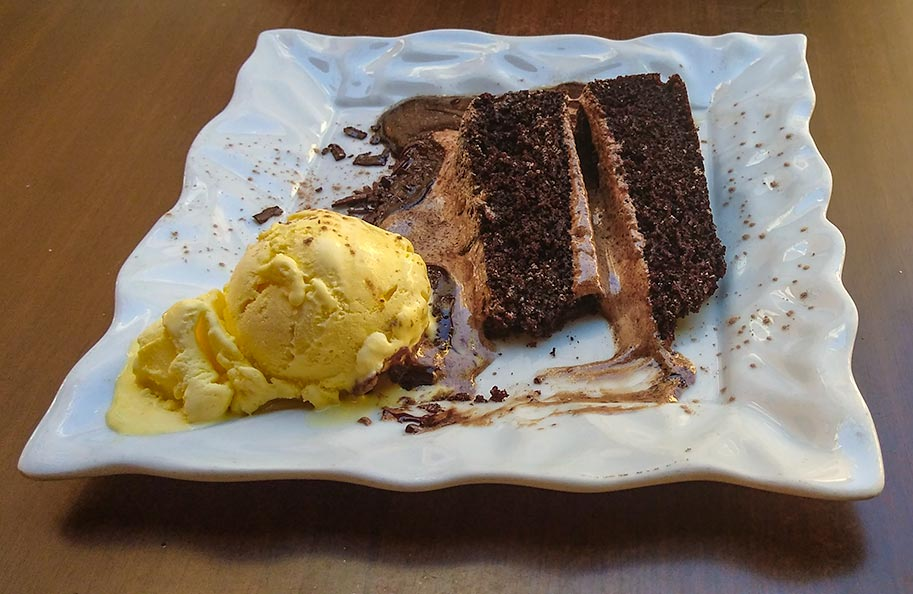 Restaurant15 dessert