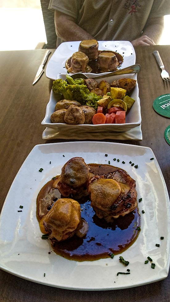 Restaurant15 meal
