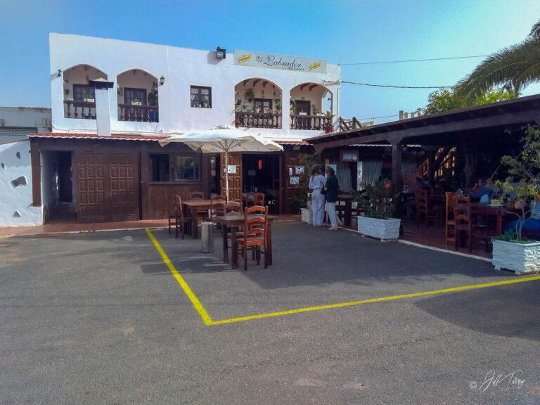 Restaurante El Labrador