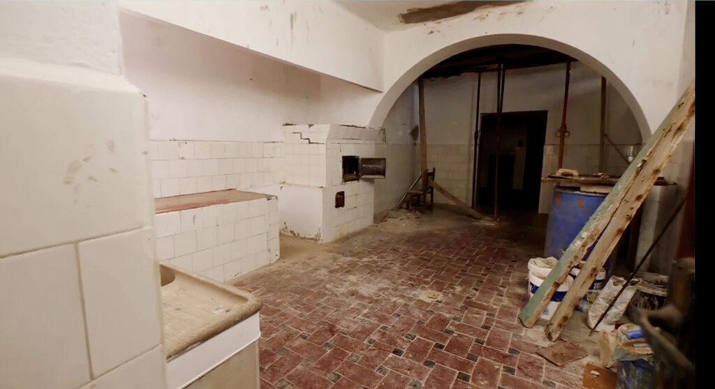 Villa Winter kitchen